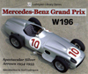 Mercedes Benz Grand Prix W196